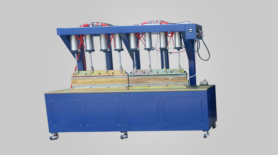 آلة لحام PTFE مخصصة مع قالب واحد وساخن